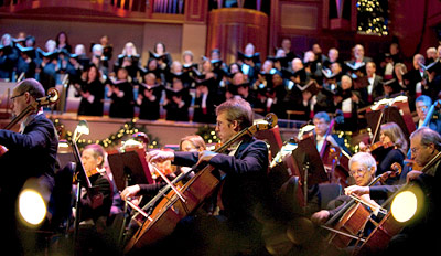 $38 - 'Christmas Celebration' w/Dallas Symphony, Half Off