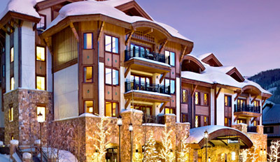 $302 - Luxe 2-Night Vail Getaway in Ski Season (Reg. $605)