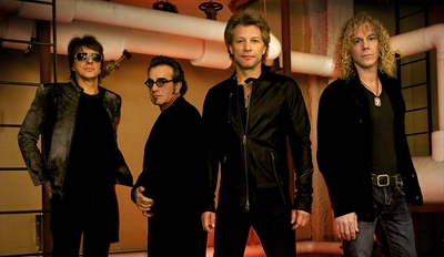 $20 -- Bon Jovi at Tampa Bay Times Forum Friday, Reg. $30