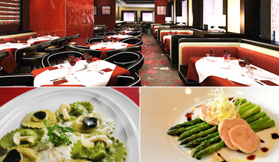 $59 - Dinner for 2 at Extravagant Italian Hot Spot, Reg. $139