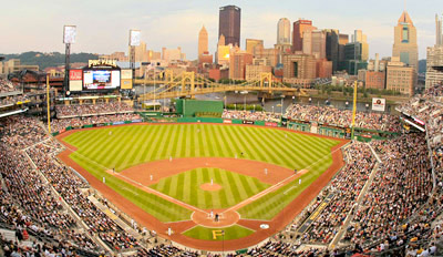 $5 & up - Pirates Tickets incl. Weekend & Cubs Games