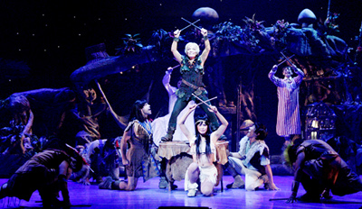 $28 - 'Cathy Rigby is Peter Pan' at Pantages, Reg. $41