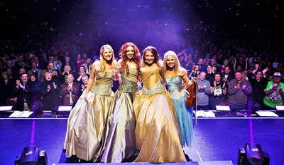 $21 -- Irish Group Celtic Woman in Portland, Half Off