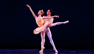 $45 -- 'Masters' Ballet at Wortham Center, Half Off