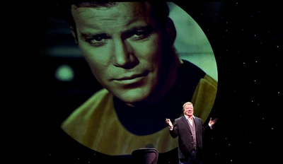 $21 - One Day Only: William Shatner in Newark, 45% Off
