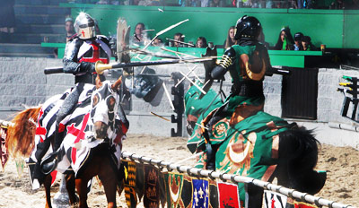 $39 - Medieval Times Dinner Show w/Sword Fights & Jousting