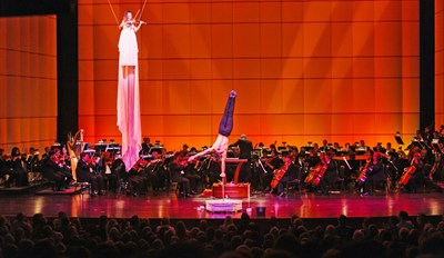 $17 & up -- Cirque Musica w/Phoenix Symphony, 50% Off