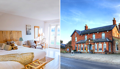 £139 - Award-Winning Norfolk Stay w/Tasting Dinner, Reg £230