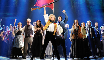 $15 & up - 'Les Miserables' Presale at Fox Theatre