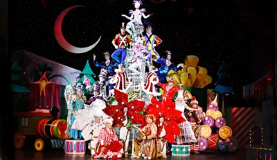 $32.50: 'Cirque Dreams Holidaze' at Orpheum Theatre, 50% Off