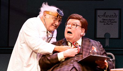 £35 - Danny DeVito in The Sunshine Boys: Top Seats, Reg £59