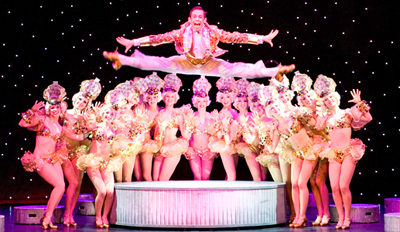 £24 -- Premium Seats: '42nd Street' in Wimbledon, Reg £48