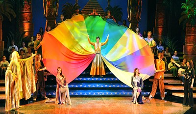 £14.50 -- Andrew Lloyd Webber's 'Joseph': Top Seats, 50% Off