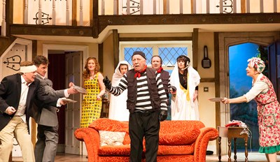 £15 -- Top Ticket to 'Hilarious' Play 'Noises Off', 60% Off