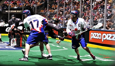 $27 - Toronto Rock vs. Calgary, Buffalo & Colorado, Reg. $49