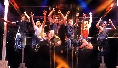 $25 - 'High Voltage Tap Sensation': Best Seats, Half Off