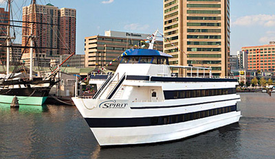 $45 - Inner Harbor Dinner Cruise w/Skyline Views, Reg. $77