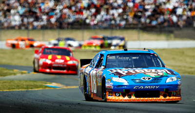 $55 - NASCAR Series Racing at Speedway Sonoma, Reg. $102