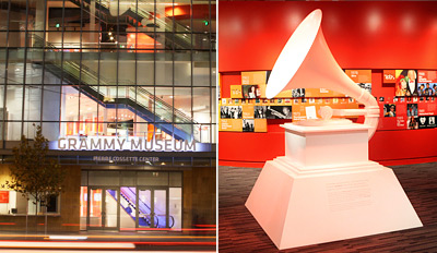 $13 - Grammy Museum in LA: 2-for-1 Tickets