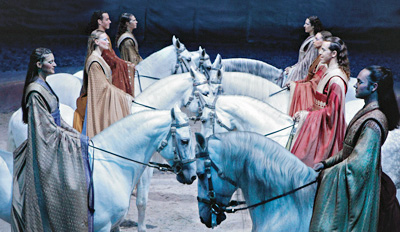 $64 - Equestrian Wonder 'Cavalia' in Quebec City, Reg. $98