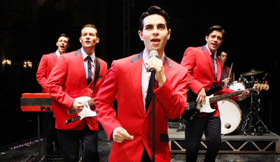 $30 - Tony-Winning 'Jersey Boys' in Durham, Reg. $40