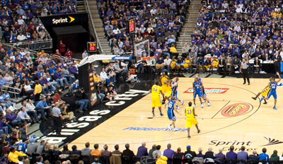 $24 - See Top-Ranked Men's College Basketball Teams in KC
