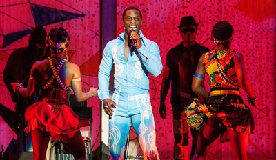 $40 - Tony-Winning Musical 'Fela!' Next Week, Reg. $85