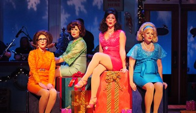 $10 - Holiday Show 'Winter Wonderettes' in OC, Half Off
