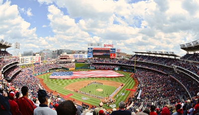 $10 & up -- Washington Nationals vs. Mets & Twins, 50% off