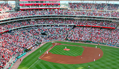 $9 & up - Washington Nationals Home Games, Half Off