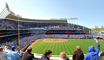 $15 -- Memorial Day Weekend: Royals vs. Angels, Reg. $24