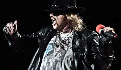 $95 - Nevada Locals: Guns N' Roses Concert w/ 2 Drinks