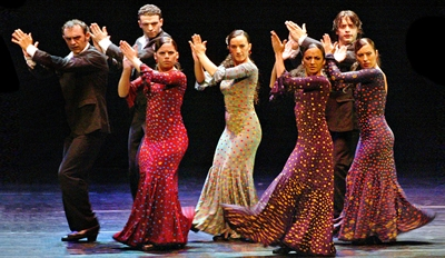 $37.50 -- World-Famous Flamenco Artist in Toronto. Reg. $75