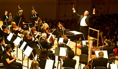 $33 - Lincoln Center Classical Holiday Concert, Half Off