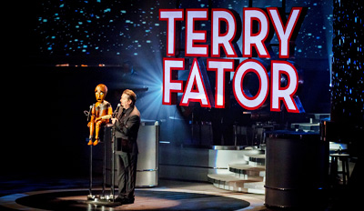 $36 - Terry Fator: 'Superstar Hit' Show at Mirage, Reg. $60
