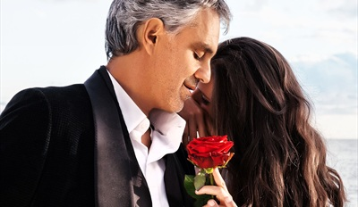 $115 -- Andrea Bocelli at Times Union Center, Reg. $195
