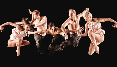 $19 - New York Times-Praised Jazz Ballet in Philly, Reg. $41