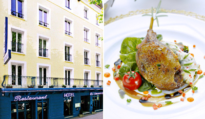 £79 -- French Truffle-Country Stay w/Dinner & Wine
