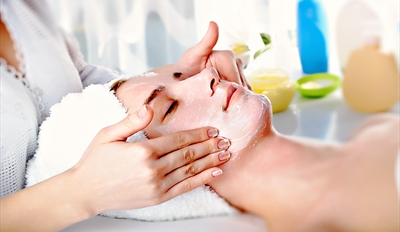 $39 - Top-Rated Chandler Spa: Facial w/Foot Scrub, Reg. $85