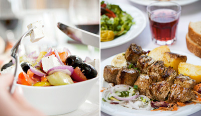 $35 - The Parthenon: 5-Course Greek Feast for 2, Reg. $69