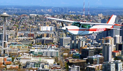 $149 - Private Flight Lesson with up to 2 Friends, Reg. $298