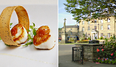 £89 -- Peak District National Park Stay w/Dinner & Wine