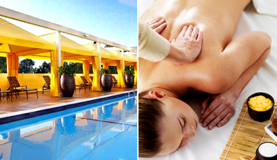 $89 - AAA 4-Diamond Fairmont: Massage, Facial & Pool Access