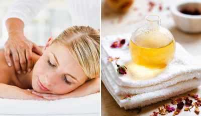 £65 -- 5-Star Spa Day inc Massage & Dermalogica Gift Bag