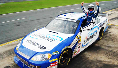 $199 -- Kentucky Speedway: Drive a Real NASCAR Race Car