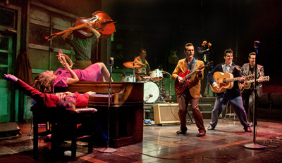 $55 - 'Million Dollar Quartet' at Apollo Theatre, Reg. $69