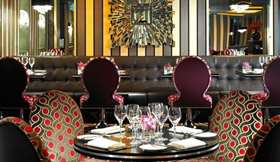 £69 - Mayfair: Award-Winning Champagne Dinner for 2, £61 Off