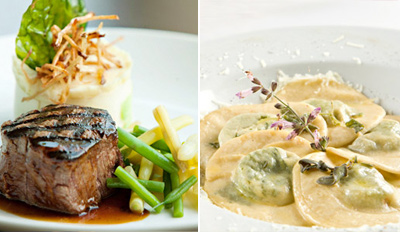 $65 - 'Exquisite' French Dinner for 2 in Midtown, Reg. $148