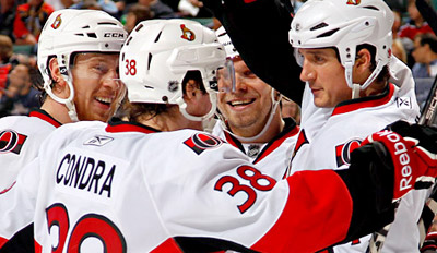 $28 & up - Ottawa Senators Games w/Merchandise, Reg. $60