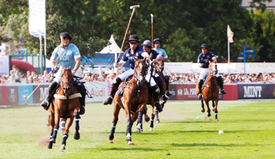 £20 -- Polo in the Park: 2 Tickets for the Price of 1